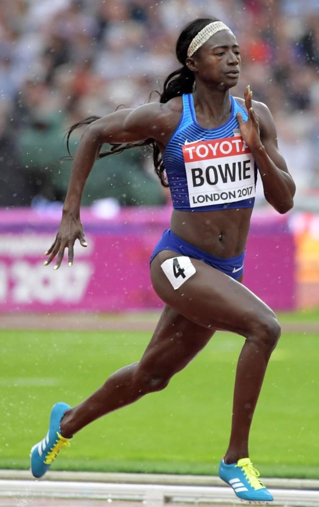 t&fn interview: tori bowie - track & field news