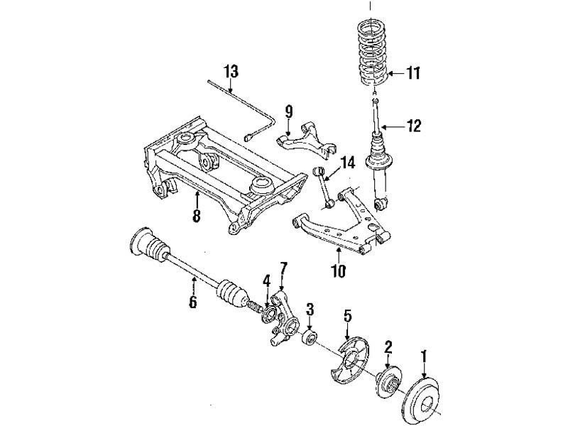 Timken Rear Wheel Seals for 90-05 Miata