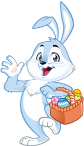Easter Bunny Email