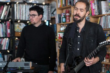Cigarettes After Sex Play NPR 'Tiny Desk