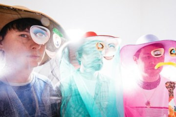 Animal Collective by Mike Massaro