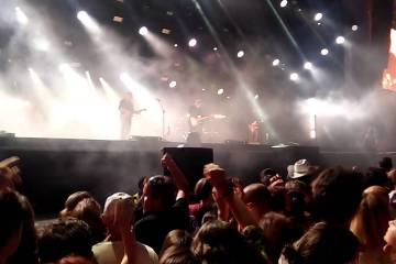 "Pixies ""I've Been Tired"" @ NOS Alive 2016 - Palco NOS"