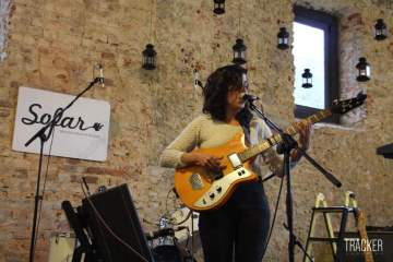 Joana Barra Vaz @ Workhub, Sofar Sounds