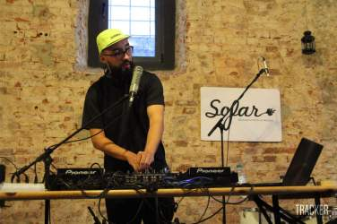 Prof Jam & Mike El Nite @ Workhub, Sofar Sounds
