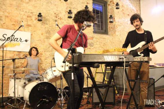 Galgo @ Workhub, Sofar Sounds