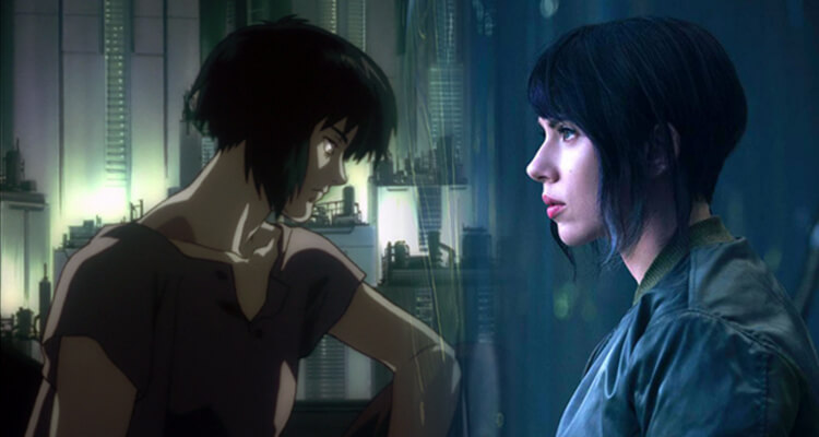 "Ki Theory - ""Enjoy the Silence"" @ Ghost In The Shell OST"