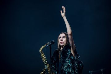 PJ Harvey @ Coliseu dos Recreios