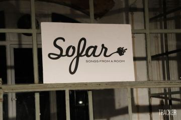 Indignu @ A Volta, Sofar Sounds Lisboa