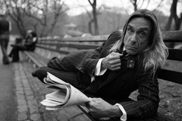 Pins Iggy Pop