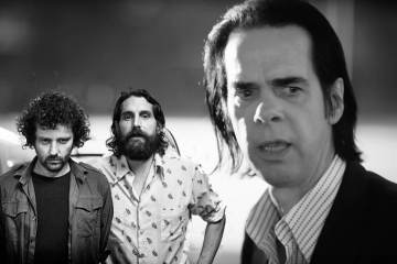 Toydrum - I've Got a Future (feat. Gavin Clark) (Nick Cave & Warren Ellis Rework)