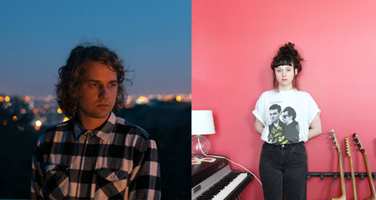 Kevin Morby and Kate Waxahatchee