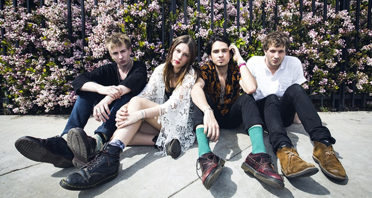 Wolf Alice Don't Delete The Kisses