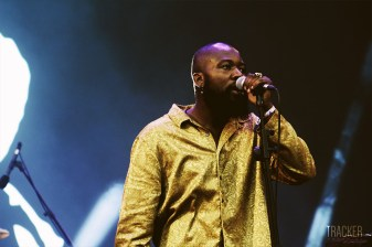 Young Fathers @ Vodafone Paredes de Coura 2017