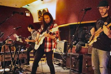 The War On Drugs Electric Lady Studios