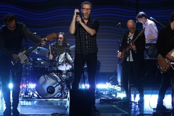 The National Performs Day I Die @ Ellenshow