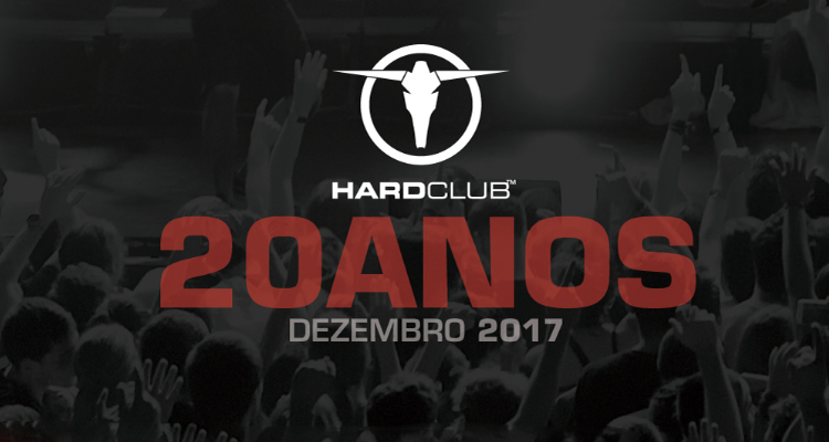 Hard Club 20 anos