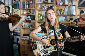 Julien Baker Tiny Desk