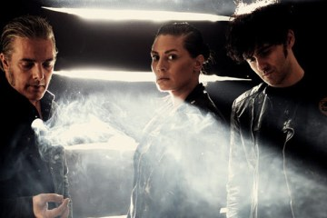 Black Rebel Motorcycle Club no NOS Alive' 18
