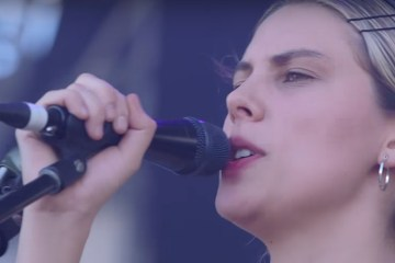 Wolf Alice - Beautifully Unconventional (live at Laneway Festival)