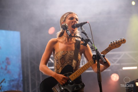 Wolf Alice @ NOS Alive 2018