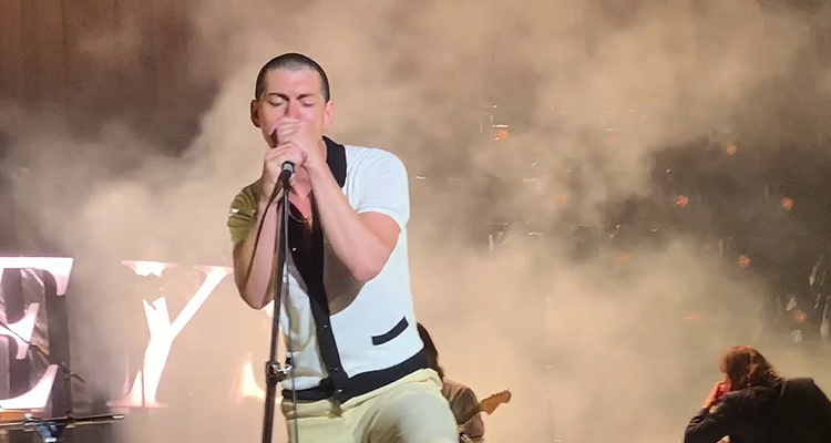 Arctic Monkeys - Is This It @ Forest Hills Stadium, NYC -