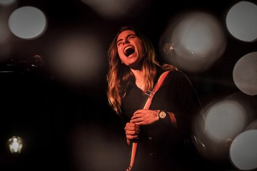 Julien Baker - Cedar Cultural Center - Minneapolis - Turn Out the Lights - matador records