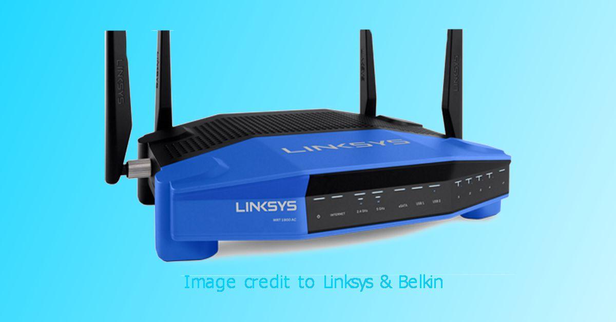 Linksys Belkin Router