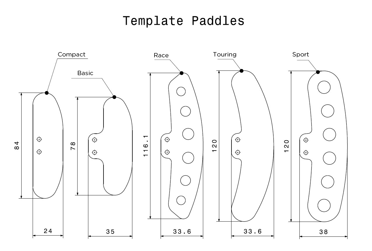 Paddle Switches