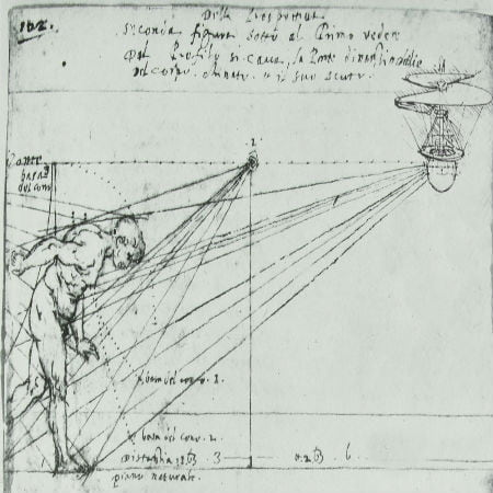 Artist Opens Exhibit on Da Vinci, Drones, and Hummingbirds