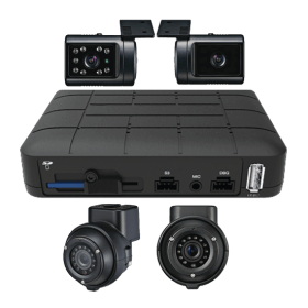 4 vehicle cameras