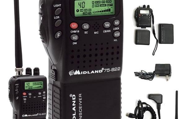 Review: Midland 75-822 HandHeld CB Radio