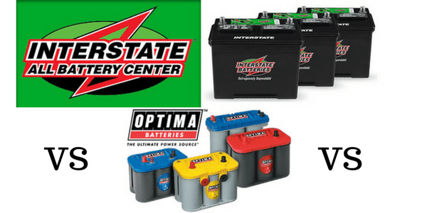 Interstate battery reviews