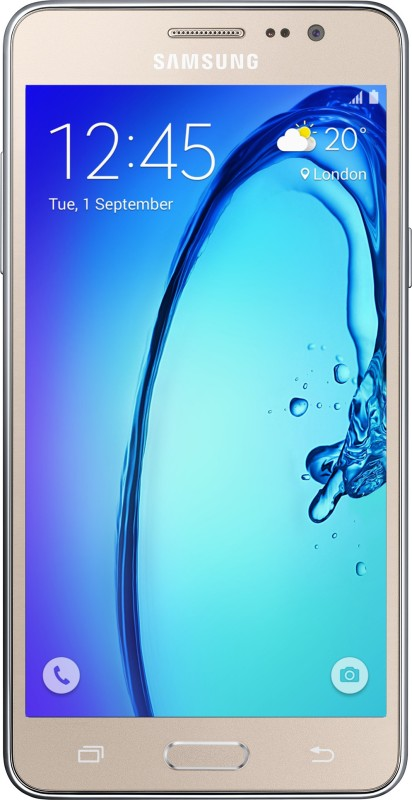Samsung Galaxy On5 (Gold, 8 GB)(1.5 GB RAM)