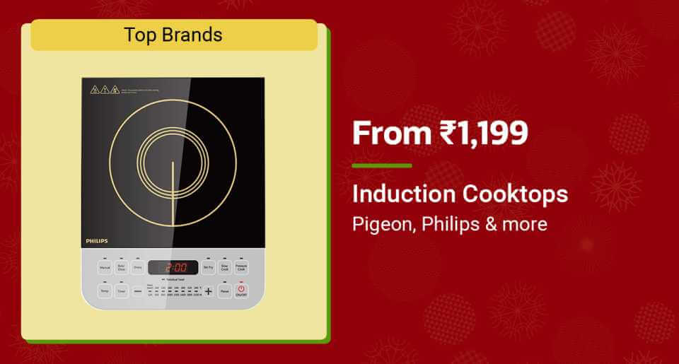 Induction Cook-top Offers