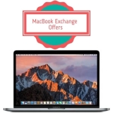 MacBook Exchange Offers – Up to ₹18,800 Off [2018]