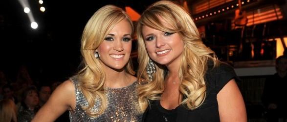 Carrie Underwood and Miranda Lambert_0
