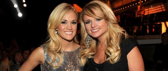 Carrie Underwood and Miranda Lambert_0