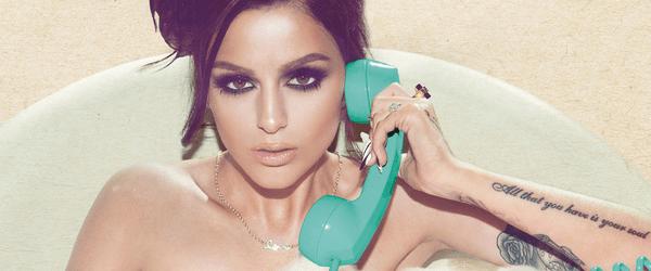 Cher Lloyd - Topo Oficial 1