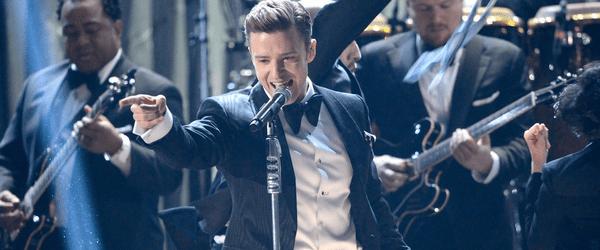Justin Timberlake - Topo Oficial 1