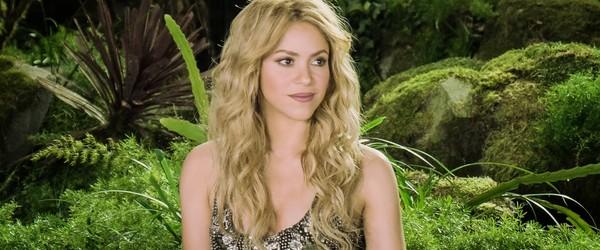 Shakira - Topo Oficial 1