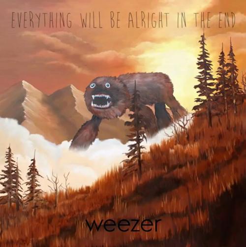 weezer capa