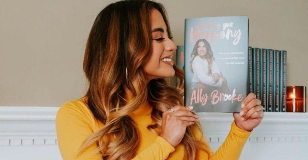 ally brooke entrevista