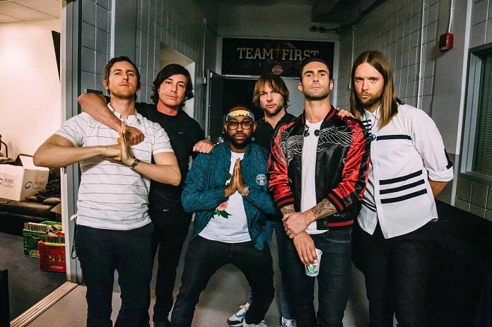 maroon 5 novo álbum