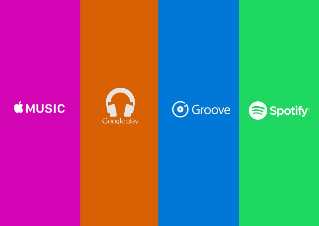 streaming música