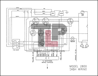 Polaris Snowmobile Electrical Diagram 2000 Polaris