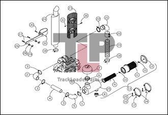 Asv Undercarriage Diagram, Asv, Free Engine Image For User