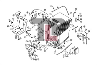 ASV PT100 01 A Cab ROPS Assembly Open?resize=330%2C221 terex pt 80 wiring diagram chevrolet wiring diagrams, peterbilt terex pt80 wiring diagram at mifinder.co