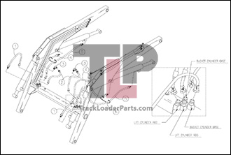 Terex Lift Wiring Diagram. Terex. Wiring Diagram