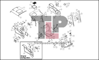ASV SR80 OEM Parts Diagrams