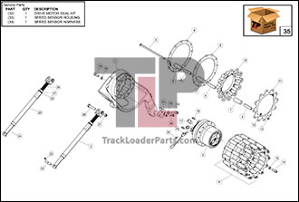 Terex PT110 Forestry 23 A Drive Table Assembly Left Hand?resize\=330%2C223 terex pt 80 wiring diagram chrysler wiring diagrams \u2022 wiring terex ts20 wiring diagram at sewacar.co